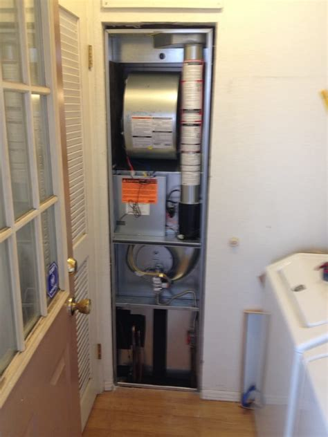 installation on mobile mobile home furnace installation huntington yelp