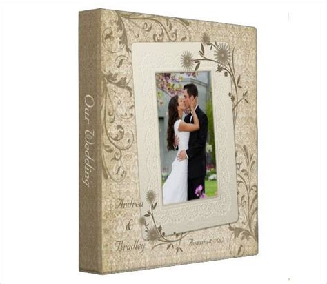 Vintage Wedding Album Design by Wedding Album Design Design Trends Premium Psd Vector