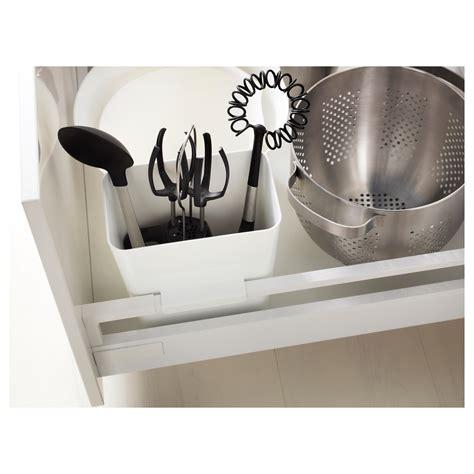 ikea hanging rack variera kitchen utensil rack white ikea