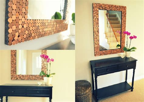 Diy Bathroom Mirror Frame Ideas by 7 Diy Creative And Unique Mirror Frames Ideas