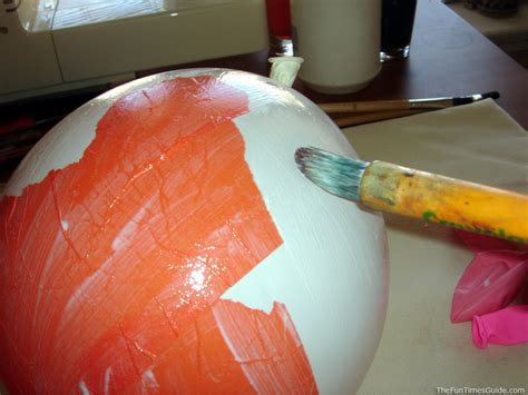 Paper Mache Craft Ideas - easy crafts decorations make paper mache