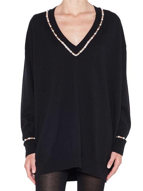 Givenchy Sweater givenchy givenchy sweater black s sweaters italist