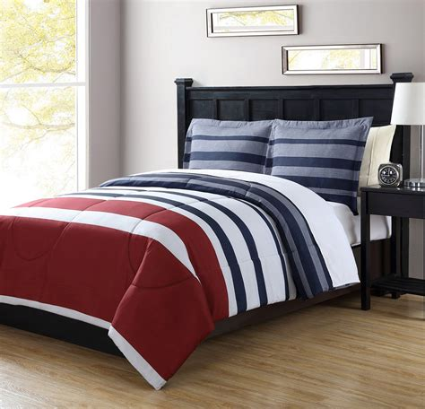 kmart full size comforters colormate microfiber comforter set nautical
