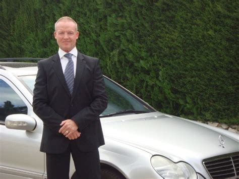 chauffeur security driver stephen