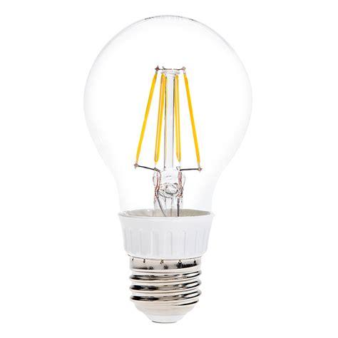 L Filament by A19 Led Filament Bulb 40 Watt Equivalent Led Vintage