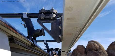 arb awning mount gear review arb 2500mm aluminum awning
