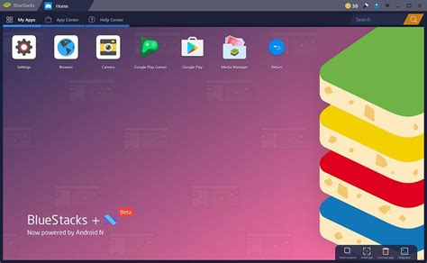bluestacks lollipop bluestacks is now powered by android n