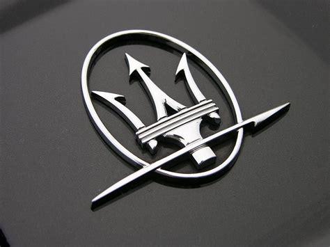 Maserati Car Logo by Maserati