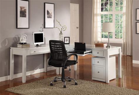 2 piece l shaped desk parker house boca three piece l shaped desk wayside