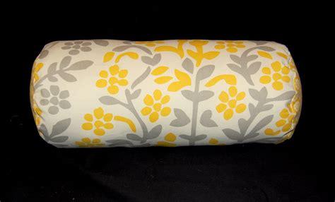 how to make a lumbar pillow a of the yellows bolster pillow tutorial