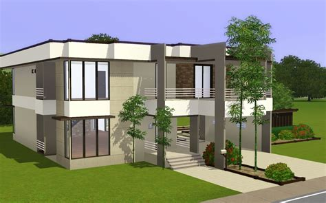 sims 3 modern house plans the sims 3 small modern house house plans 2017 luxamcc