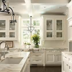 Off White Kitchen Designs Off White Kitchen Cabinets Transitional Kitchen