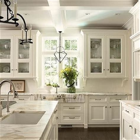 kitchens with off white cabinets off white kitchen cabinets transitional kitchen
