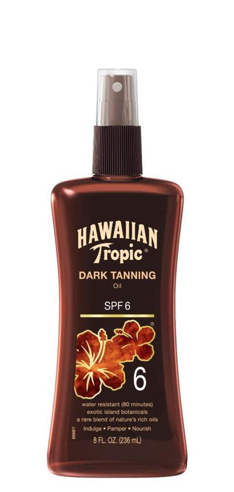 banana boat hawaiian tropic banana boat deep tanning oil spray vs hawaiian tropic dark