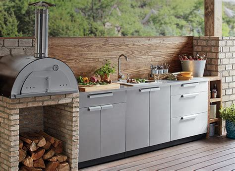 Brick Outdoor Kitchen Pics - outdoor kitchens the home depot