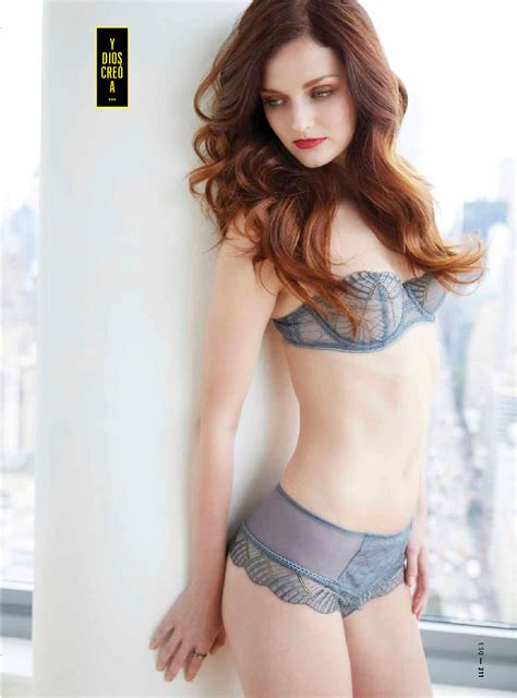 More Lydia Hearst For by Lydia Hearst For Esquire Mexico Archive