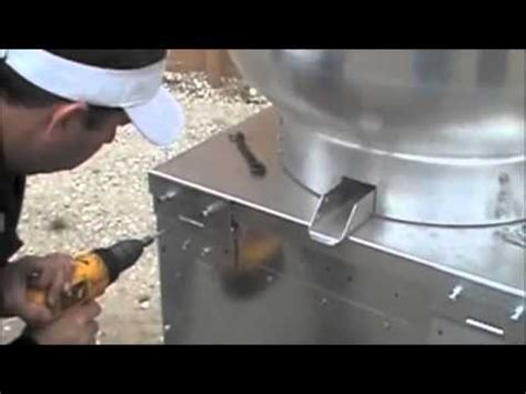 exhaust fan hinge kit how to install a driploc exhaust fan hinge kit youtube