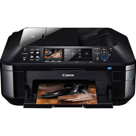 Printer All In One Canon canon pixma mx882 all in one inkjet printer 4894b002 b h photo