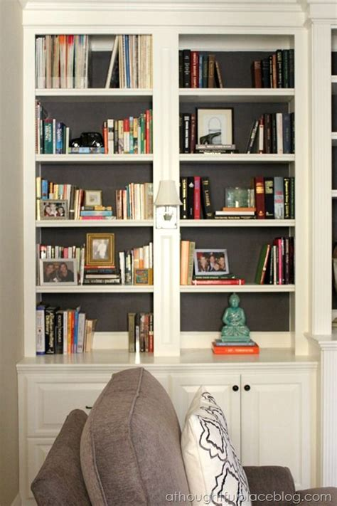 bookcases with wallpaper backing image yvotube