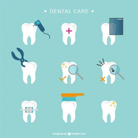 imagenes odontologicas gratis iconos de cuidado dental descargar vectores gratis