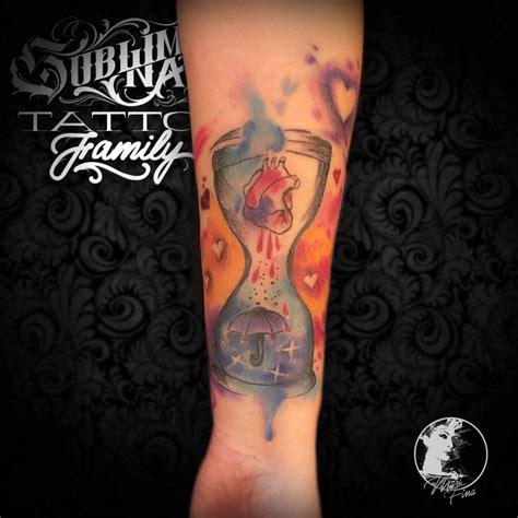 tatuaggi watercolor subliminal tattoo family tattoo