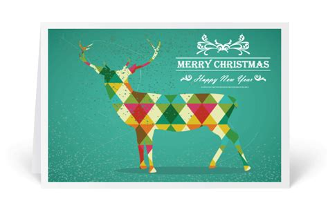 whimsical modern holiday greeting card 36603 harrison