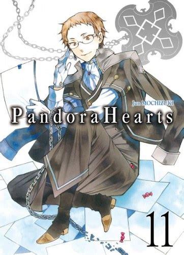 Pandorahearts Vol 13 pandora hearts vol 11
