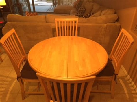kitchen table chairs bench seat and barstools tempe