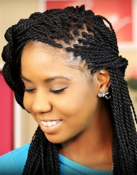 thin hair braids 15 exquisite diy box braided hairstyles fancy style thin