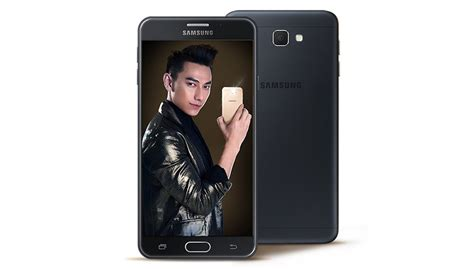 Samsung Galaxy J7 Prime Black samsung galaxy j7 prime goes official with fingerprint sensor 1080p display