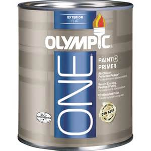 olympic one paint colors shop olympic one base 5 flat exterior paint actual