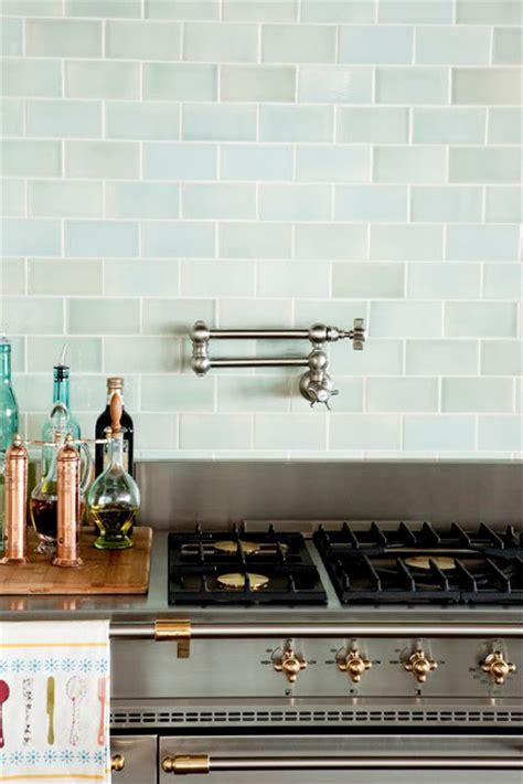 blue glass kitchen backsplash blue backsplash tiles design ideas