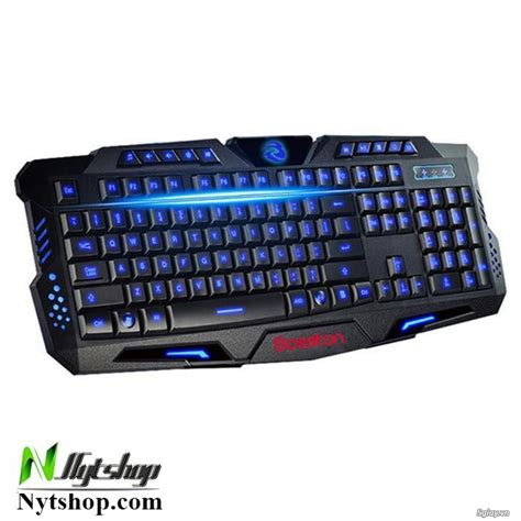 R8 1822 Gaming Keyboard Black 1 b 192 n ph 205 m chu盻 vi t 205 nh d 192 nh cho d 194 n ch譬i 5giay