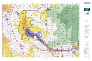 colorado unit map colorado gmu 63 map mytopo