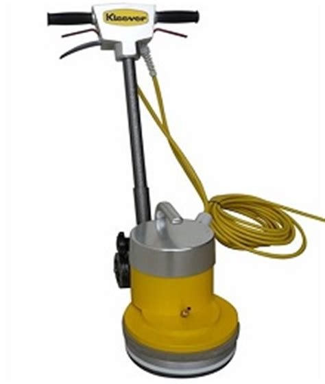 Coor & Kleever   Polishing and grinding machine for marble