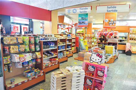 imagenes de varias tiendas accesos