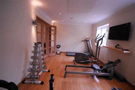 is it legal to convert a garage into a bedroom garage turned into home gym floors doors interior design
