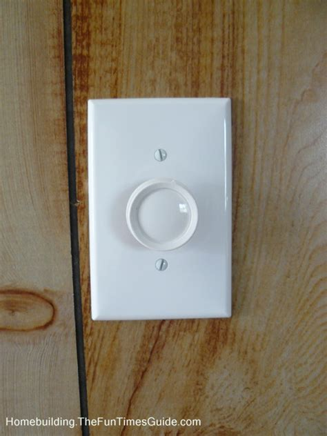 how to install a dimmer in an existing light switch the