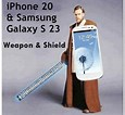 Image result for Galaxy Iphone Meme