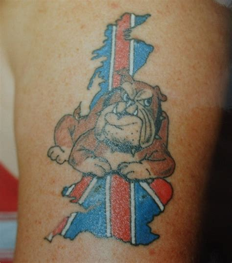 british bulldog tattoo designs designs makesmeunique