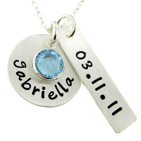 new mother charm necklace jc jewelry design new personalized necklace