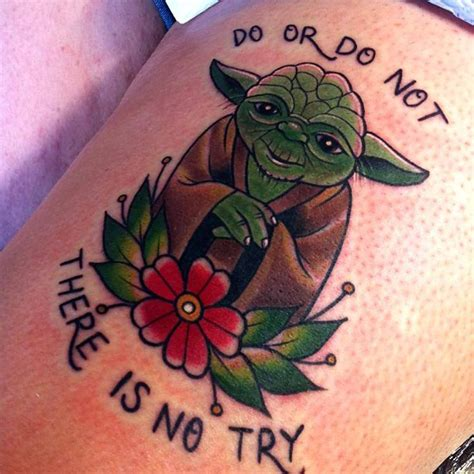 cartoon yoda tattoo 23 best yoda images on pinterest war tattoo star wars