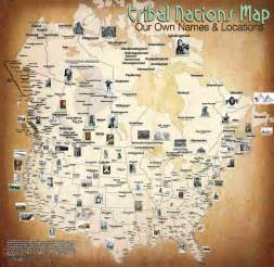 the map of american tribes you ve never seen before