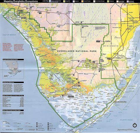 map of ten thousand islands florida gulf of mexico map florida map