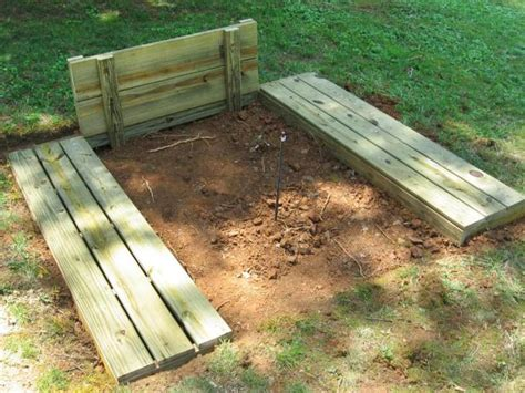 how to build a horseshoe pit how tos diy