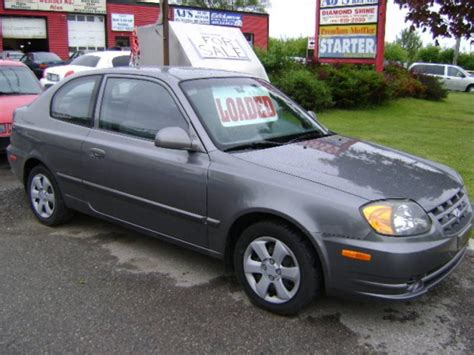 2004 Hyundai Accent Hatchback by 2004 Hyundai Accent Gs Hatchback For Sale In Ajax Ontario