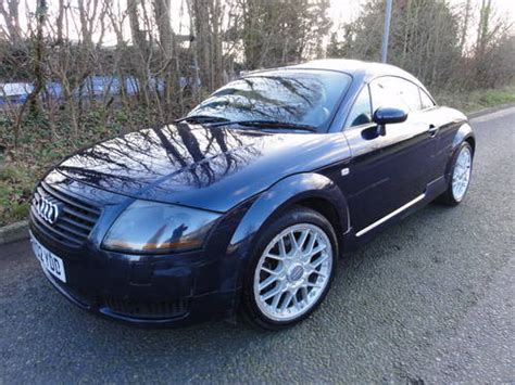 Audi Tt For Sale Uk by 2002 Audi Tt 225 Quattro For Sale Car And Classic