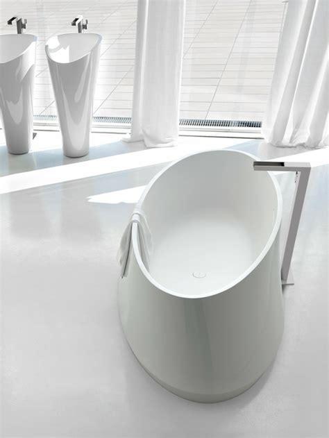 Baignoire Moderne by Meuble Salle De Bain Original Pour Ambiance Zen Et Moderne