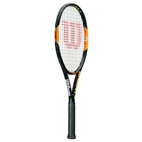Promo Raket Wilson Burn Team 100 New wilson burn 100 team tennis racket mdg sports racquet
