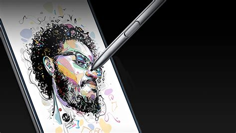 Galaxy Note 8 Sketches by Improved Samsung Notes App Available On Galaxy Note